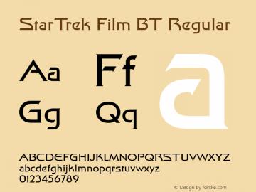 StarTrek Film BT