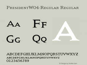 President-Regular