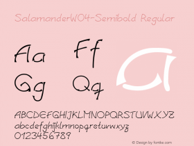 Salamander-Semibold