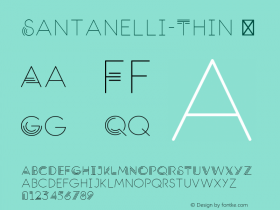 Santanelli-Thin