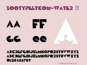 ZootypeLTCom-Water