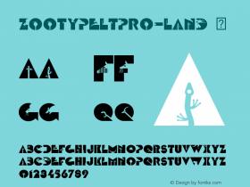 ZootypeLTPro-Land