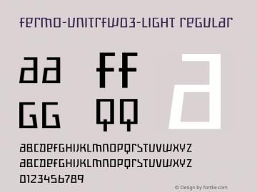 Fermo-UniTRF-Light