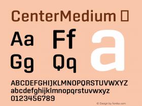 CenterMedium