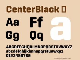 CenterBlack