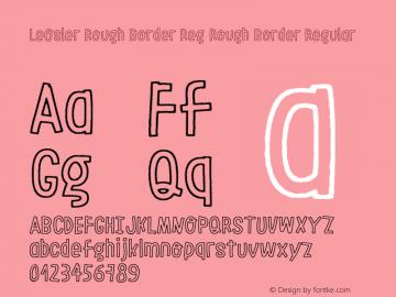 LeOsler Rough Border Reg
