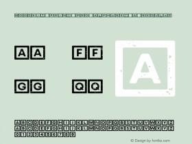 Woodkit Print Pro Alphabet A