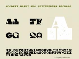 Woodkit Print Pro Letterpress