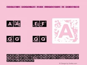 Woodkit Reprint Pro Alphabet B