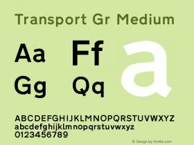 Transport Gr