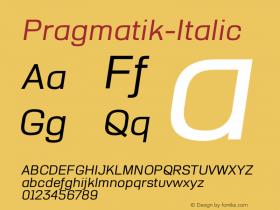 Pragmatik-Italic