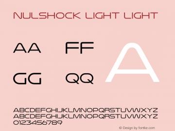Nulshock Light