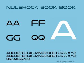 Nulshock Book
