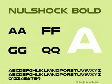 Nulshock