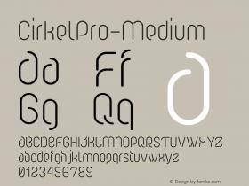 CirkelPro-Medium