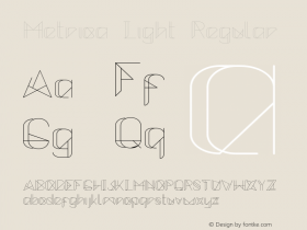 Metrica Light