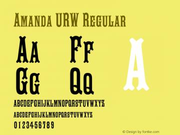 Amanda URW