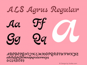 ALS Agrus