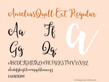 AmeliasQuill Ext