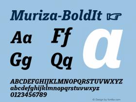 Muriza-BoldIt