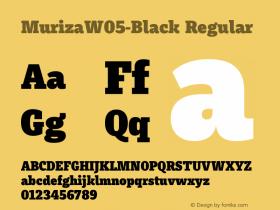 Muriza-Black