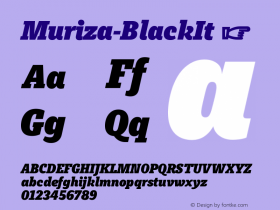 Muriza-BlackIt