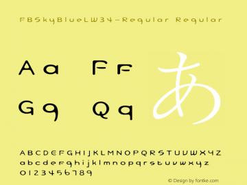 FBSkyBlueL-Regular