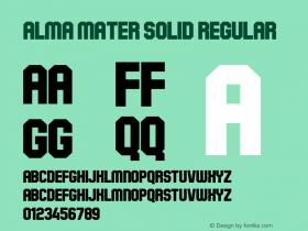 Alma Mater Solid