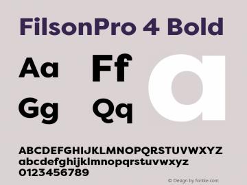 FilsonPro 4