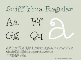 Sniff Fina
