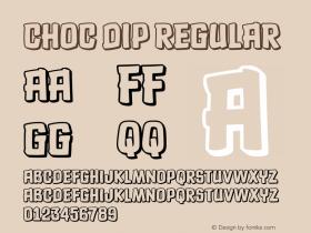 Choc Dip