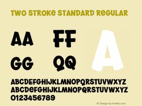 Two Stroke Standard