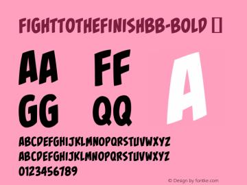 FighttotheFinishBB-Bold