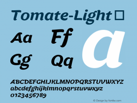 Tomate-Light
