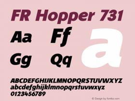 FR Hopper