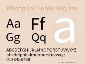 RibengUni Mobile