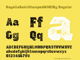 RegaliaBasicStamped-Rg