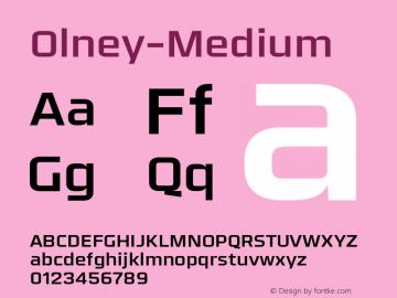 Olney-Medium
