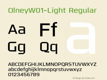 Olney-Light