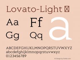 Lovato-Light