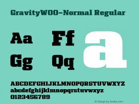 Gravity-Normal