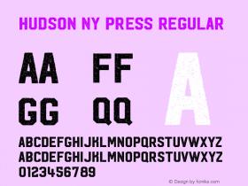 Hudson NY Press