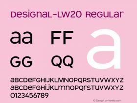 Designal-LW20