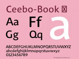 Ceebo-Book