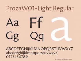 Proza-Light