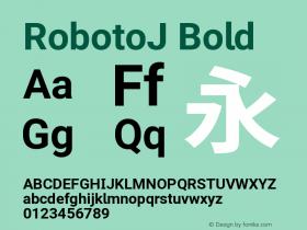 RobotoJ