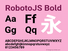 RobotoJS
