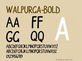 Walpurga-Bold