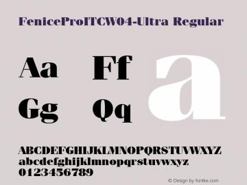 FeniceProITC-Ultra