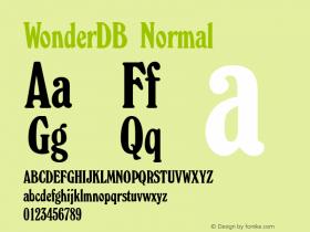 WonderDB